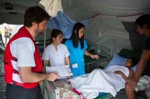 Pressereise Deutsches Rotes Kreuz e.V. auf die Philippinen